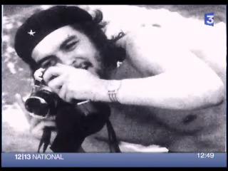 Le Che ne portait pas de submariner mais une GMT Che