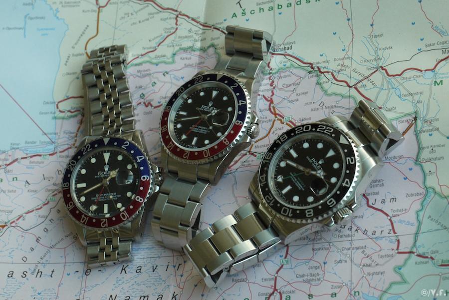 Porter des montres de modèles similaires V20091124